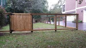 fencing charleston sc. Beautiful Charleston Living Fence With Solid Gate With Fencing Charleston Sc O