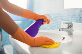 cleaning the bathroom isn t always fun but it can be easy here