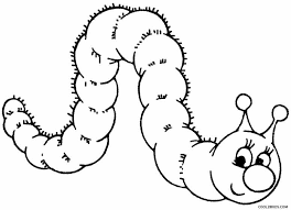 Small Picture Caterpillar Coloring Pages Coloring Coloring Pages
