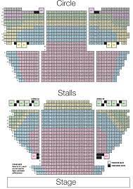 seating chart for the hippodrome theatre