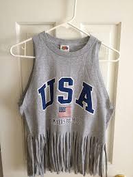 fringe cut t shirt designs