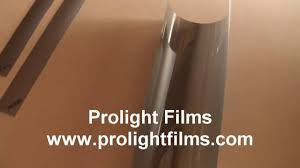 rear projection material review prolight s dark gray