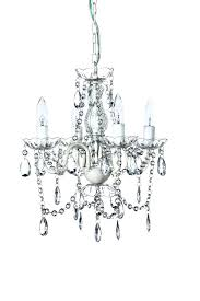 chandeliers chandelier metal frame the original gypsy color 4 light small shabby chic crystal
