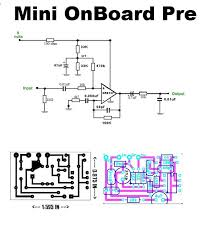 bass onboard preamp circuit diyaudio click the image to open in full size
