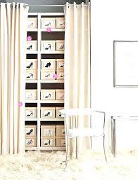 ideas para closets s de espacios pequenos grandes tapar un closet sin puertas