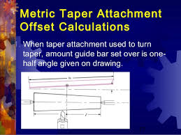 Metric Taper Pin Reamer Size Chart Tapers And Taper_turning