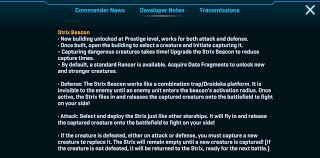 New Structure Unit Strix Beacon Discussion Topic The