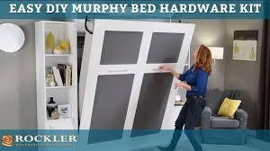 easier than ever diy murphy bed hardware kit