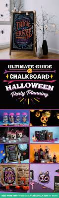decorative chalkboards for various functions. Your Halloween Game Needs Some Pick Me Up? Find Inspo With Our Chalkboard Arts And Diys! Decorative Chalkboards For Various Functions