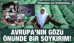 Avrupa'nın gözü önünde bir soykırım! Dinmeyen acı Srebrenitsa - GÜNCEL  Haberleri