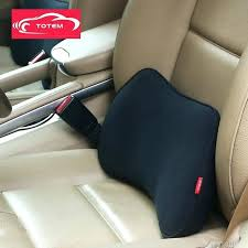 car seat back support cushions memory foam lumbar pillow cushion auto chair for office home se