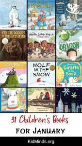 children s book suggestion for every day in january books on a wide variety of topics