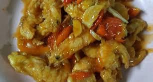 Lihat juga resep 🍤 udang saos bangkok pedas manis enak lainnya. Resep Udang Tepung Asam Manis Simpel Enak 3 Piring Sehari