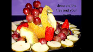 Valentine Fruit Valentine Fruit Display Tray 2013 Youtube