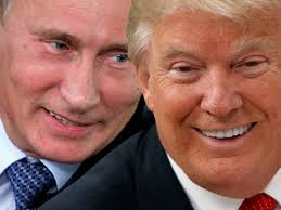 Image result for PHOTO PUTIN WITH TRUMP