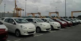 Kết quả hình ảnh cho nhập khẩu ô tô