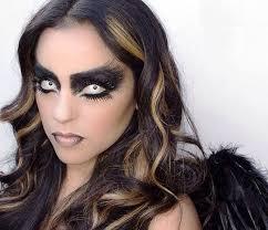 fallen angel makeup ideas