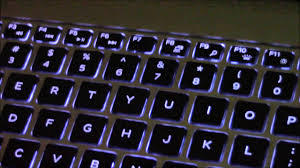 How To Turn On Keyboard Light On Hp How To Adjust The Backlight Keyboard On The Dell Inspiron 13 7352 Video By Krishna Das