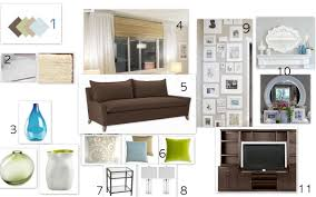 Blue And Green Living Room living room moodboard 3623 by xevi.us