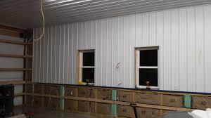 garage wall coverings metal designs