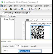 2d Encoder Barcode Qr-code amp; Idautomation Font