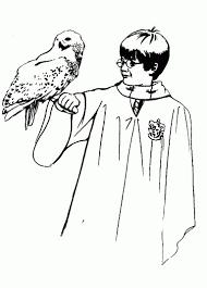 We4you2 Kleurplaten Van Harry Potter 4 De Vuurbeker Harry Potter