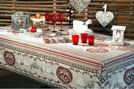 french country tablecloth winter table linens tablecloths 70 inch round countr