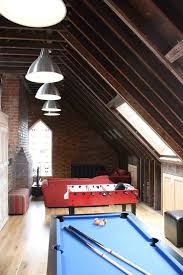 small pool table family room industrial with area rug reclining sectional sofas