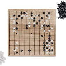 Game With Stones And Wooden Board Amazon Go Set with 100100 Natural Wood Board and Complete Set 40