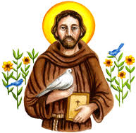 Image result for st francis assisi