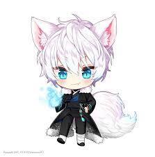 hình anime sói nam chibi - Yahoo Image Search Results | Anime, Ảnh hoạt hình  chibi, Đang yêu