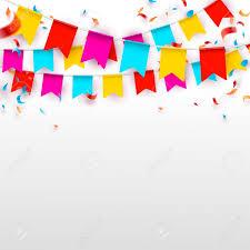 Celebrate Banner Stock Illustration
