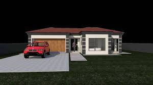 2 bedroom house plans with garage south africa