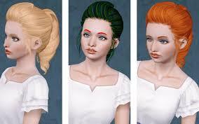 BEAVERHAUSEN, Newsea's Leona, Female T-E V1 texture by Pooklet,...