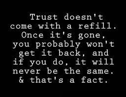 Quotes About Love And Trust Amazing Top 48 Quotes On Trust And Trust Issues