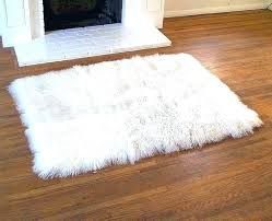 large white rug fur needs to be big lambswool lambs wool soft rugs nz