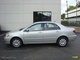 2004 Silver Toyota Corolla - New Cars, Used Cars, Car Reviews and ...
