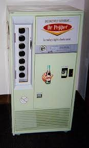 Dr Pepper Vending Machine For Sale Stunning Square Top Machines Antique Refinishing Services