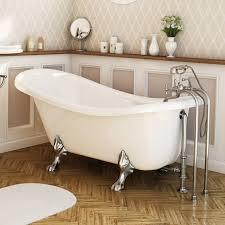 daydream 6631 clawfoot tub