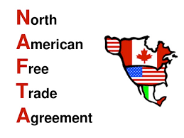 nafta afta and efta trade agreement certificate countries