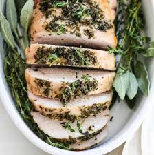 A boneless turkey roast also cooks fairly quickly compared to roasting a whole turkey. Turkey Breast Recipe Easy Herb Butter Roasted Delicious Table
