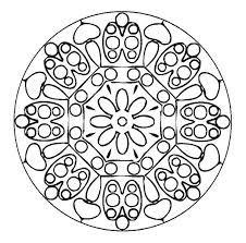 Small Picture Adorable Flower Mandala Coloring Pages Batch Coloring