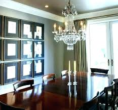 chandelier size for room dining height above table medium of chandeliers living