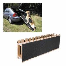 barkshire folding dog ramp