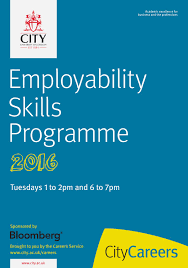 employability skills programme law careers city university of employability skills programme
