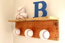 diy baseball hat rack display your