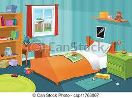 boys bedroom clipart. Brilliant Bedroom Some Kid Bedroom  Csp11763867 To Boys Clipart