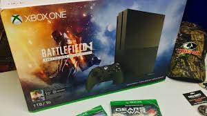 Battlefield 1 Limited Edition Xbox One ...