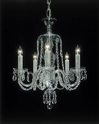 fancy crystal chandelier