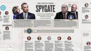 Epoch Times Chart Spygate Exposed View The Stunning Chart Detailing The